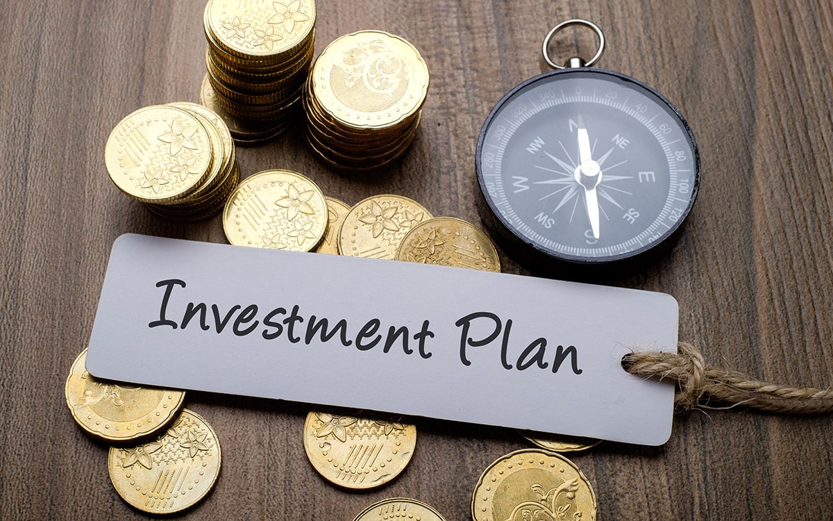 Gold coin - investment plan